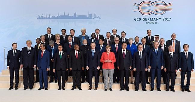 特朗普G20峰会上称赞新朋友 但没人领情
