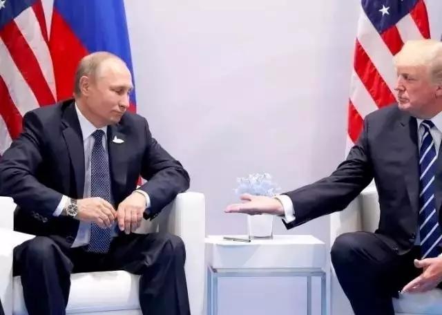 川普与普京密谋 看美俄交易谁是牺牲品?