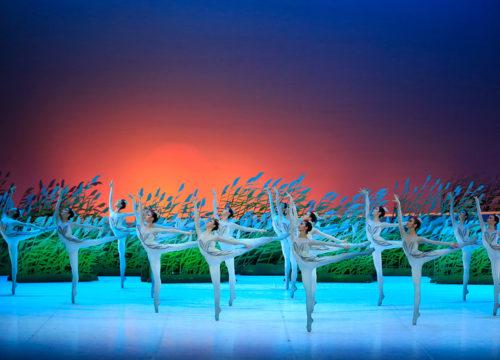 中央芭蕾舞团《鹤魂》为江青招魂?