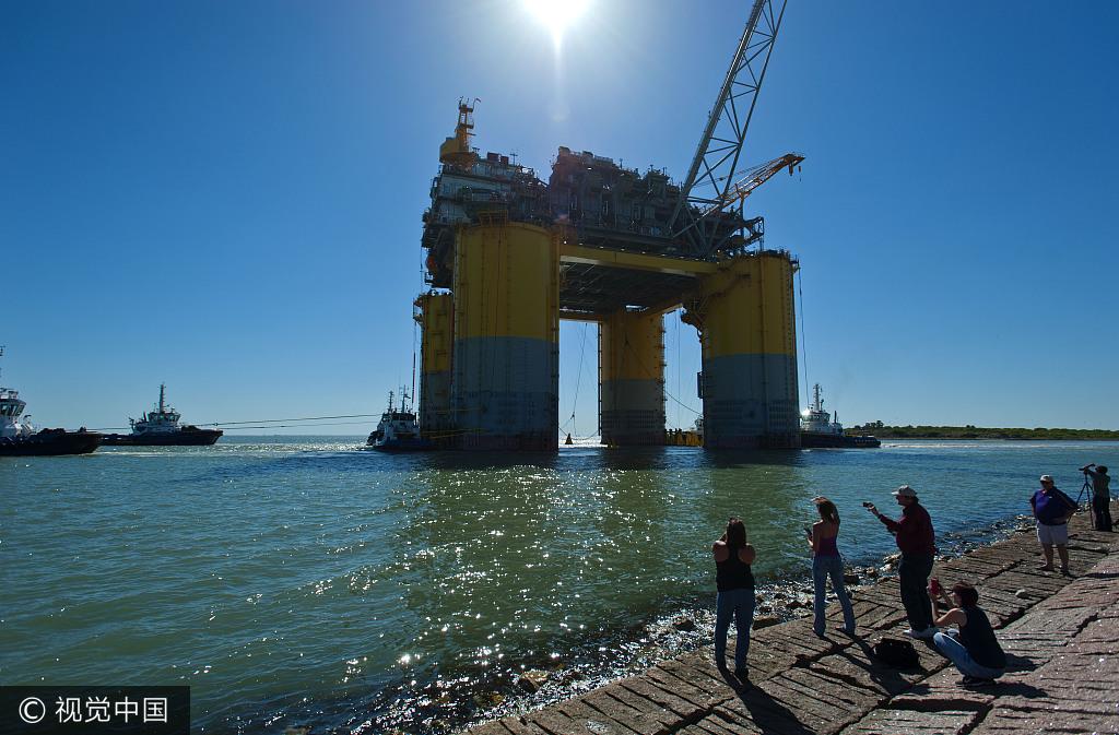 墨西哥湾发现大量原油 可开采量高至20亿