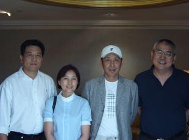 62岁陈道明与妻子合照曝光 岳父身份强大