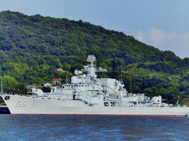 只有中国玩得转现代级驱逐舰 俄专家傻眼