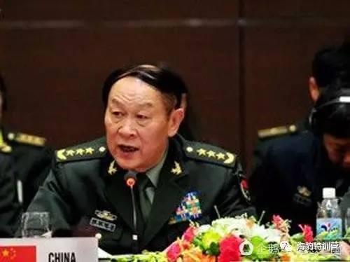 中国军队鹰派人物大暴光