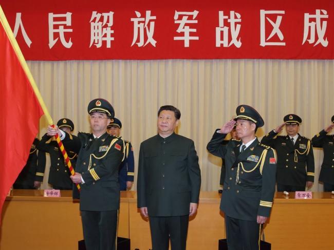 印媒暗示边境对峙与习近平军改有关