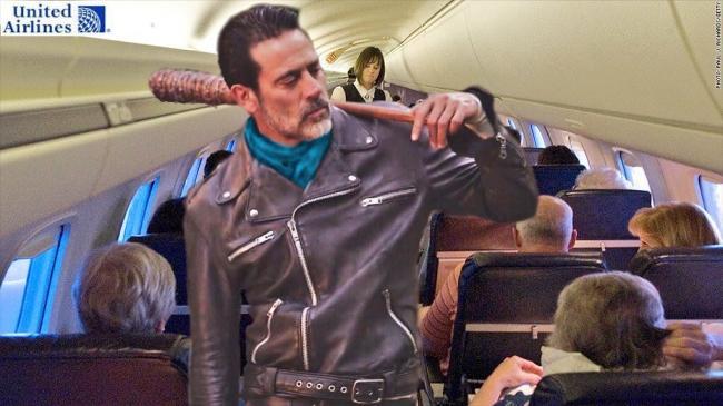 美联航又来了:机舱高温致婴儿失去意识