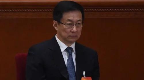"""韩正调离上海?市委表态""""绝对服从"""""""