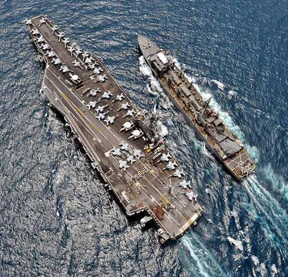 美国军事霸权将崩溃,撑不过20年?