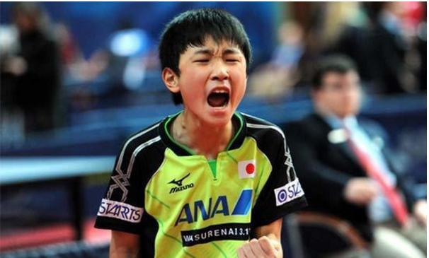 华裔乒乓天才惨败   日球迷:滚回中国