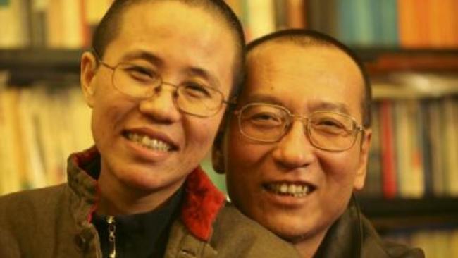 刘霞――作为刘晓波的人质