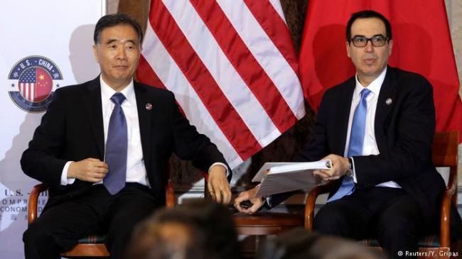贸易战一触即发?中美经济对话陷僵局