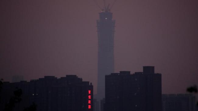中国空气质量恶化!这些城市比北京还差