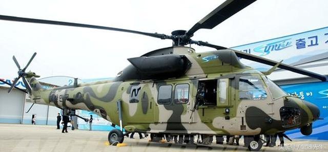 直升机雨天漏水!朴槿惠军工腐败曝光