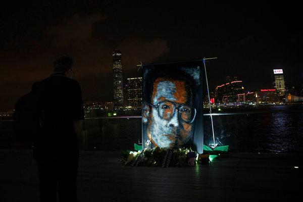 刘晓波之死熄灭了中国民主改革的希望