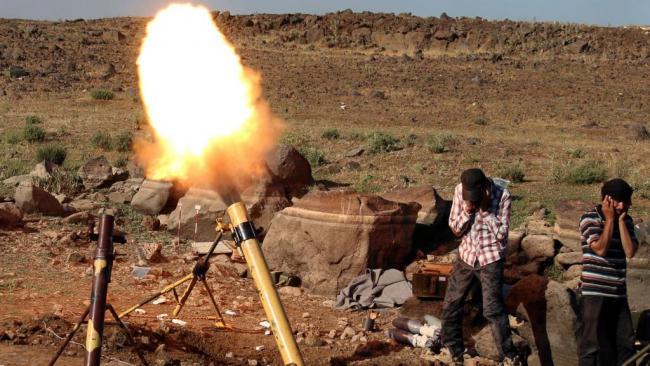 美国停止中情局对叙利亚叛军的武器支持