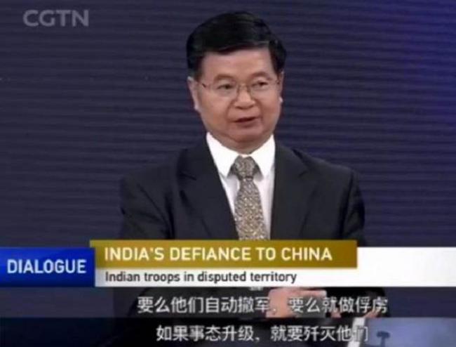 印度军队只能选择撤军  被俘或被歼