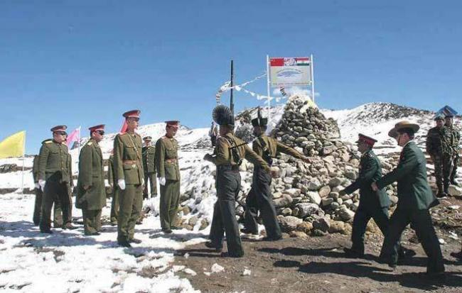 与解放军对峙 印度士兵遭爆病恹恹输定了