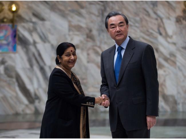 拒绝从中国撤军  印度外长为何理直气壮