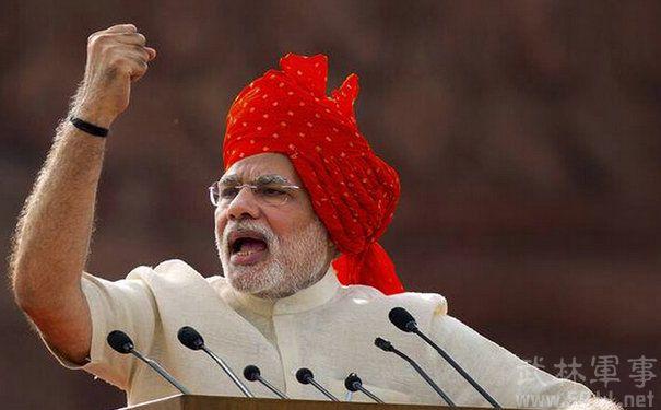 中国连发强硬信息  印度政府急了
