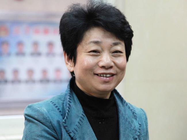 救火女将黄莉新获任江苏副书记