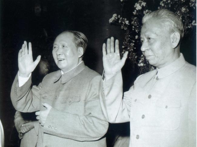 毛泽东当面怒斥刘少奇:你急什么