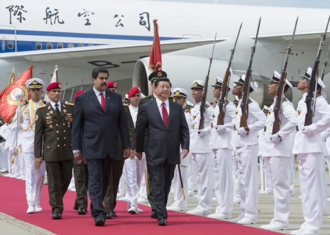 操碎了心:委内瑞拉危机考验中国