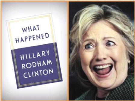 希拉里私密新书:失白宫宝座是俄国所害