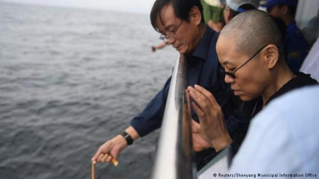 刘晓波逝世两周 妻子刘霞仍下落不明