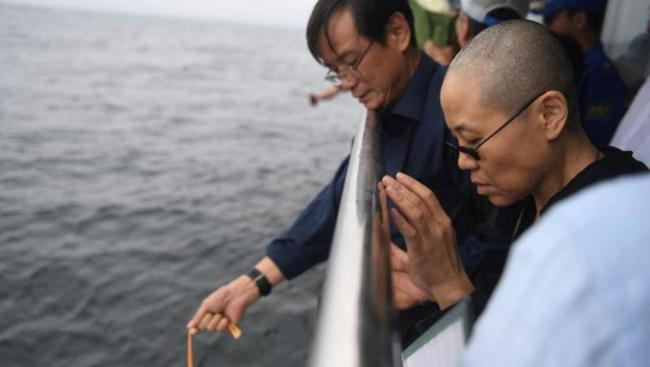 美国律师向联合国申诉刘霞的失踪