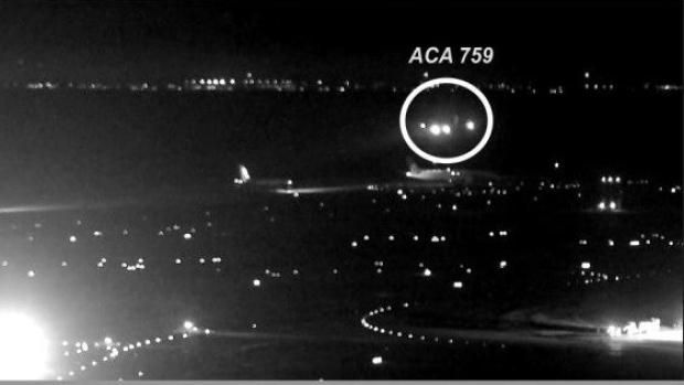 死伤可达数百 美国机场逃过史上最大空难