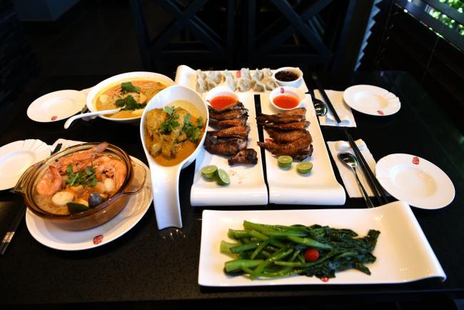 白石火爆新加坡美食 料理秘密自大家闺秀