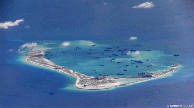 中国在南海:越南反对最凶 被批贼喊捉贼