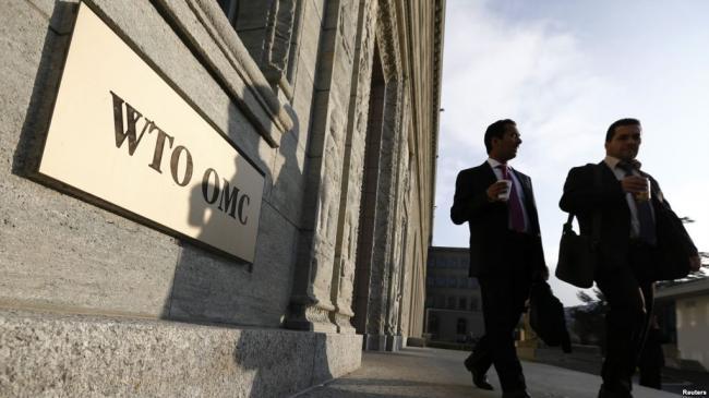 贸易战若开打 中国可在WTO反击美国