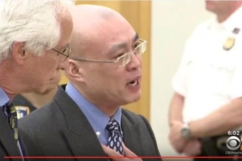 谋杀前上司未遂 50岁华裔医生获刑28年