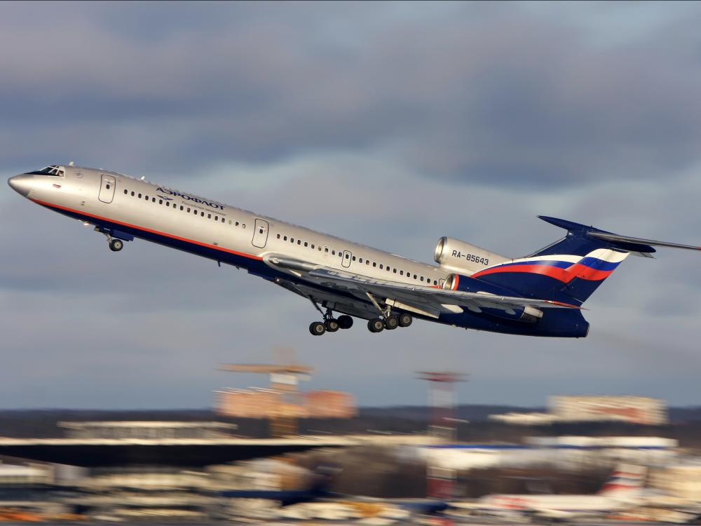 俄军机飞到美国上空 观察五角大楼与白宫