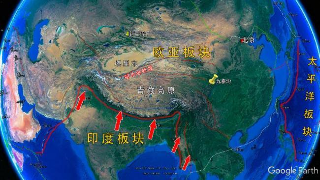 警告!中国恐怕进入了地震活跃期