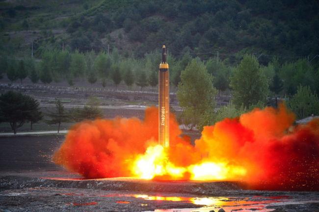 朝鲜半岛继续分治符合世界各国利益?