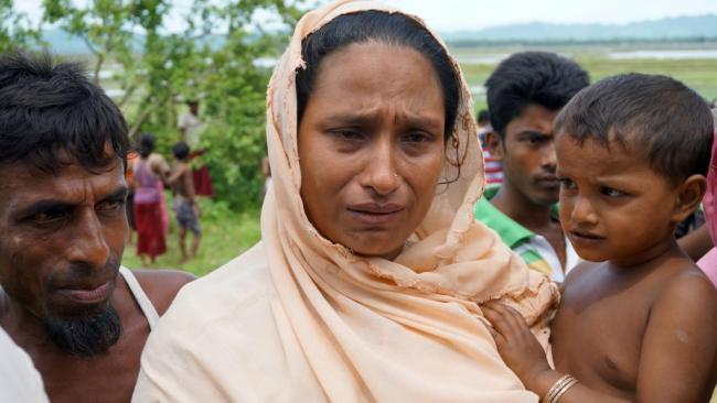 欲种族清洗穆斯林?缅甸连夜挥军大动作