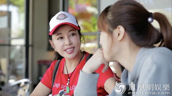 刘晓庆公开蜜恋故事 老公对其宠溺如一