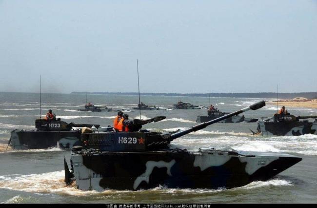 边境紧张 中国为何却在西太平洋弹压美国?