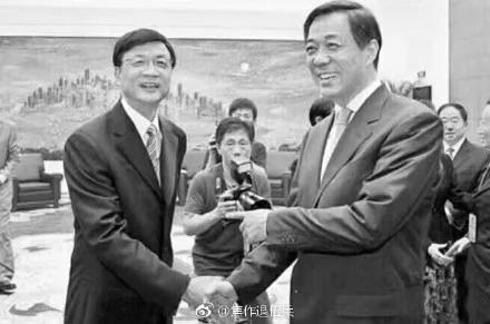 原中新社长刘北宪落马 曾挺薄熙来李双江