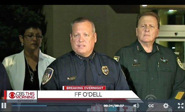 又有两州爆枪案 1警死5人伤 川普谴责