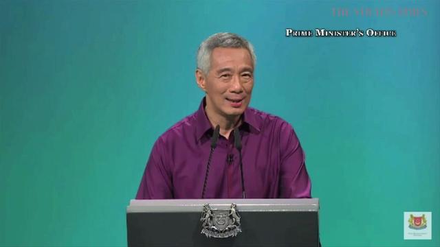 """中国让李显龙感叹新加坡成了""""乡巴佬"""""""
