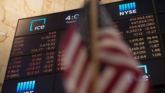 美股周二普涨 道指创4个月来最大涨幅