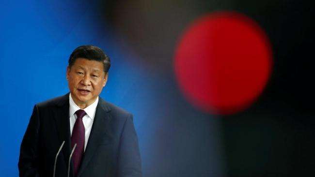 习近平成最具杀伤力领袖  直逼毛泽东
