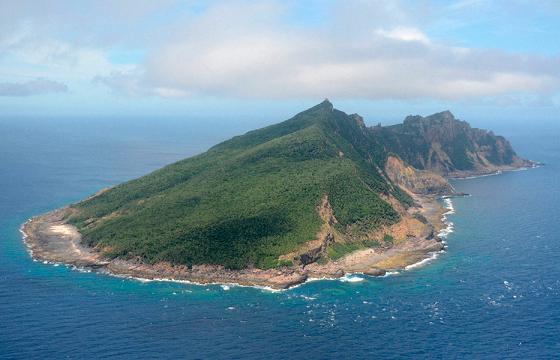 日本史学家用古地图再证钓鱼岛属于中国