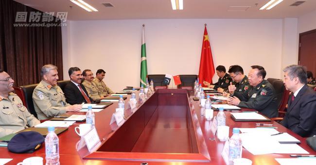 李作成正式任中央军委联合参谋部参谋长