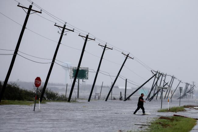 真正灾祸才开始:飓风重创德州,油价必涨