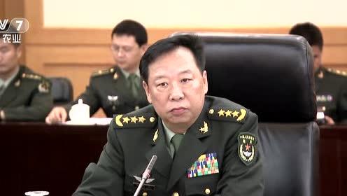 疏远江泽民  李作成升任军委参谋长