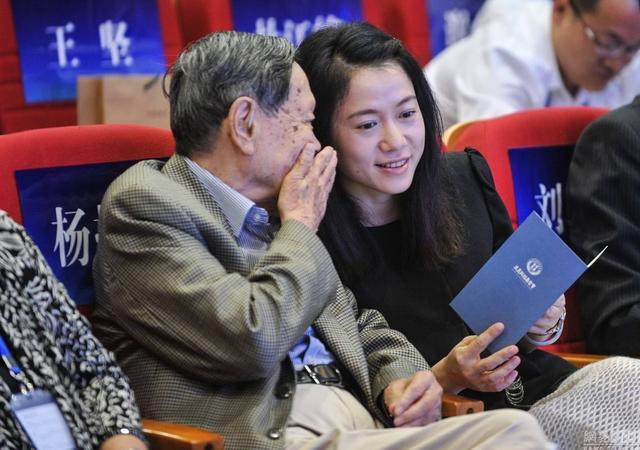 翁帆:是贪名和利,还是真正深爱着杨?