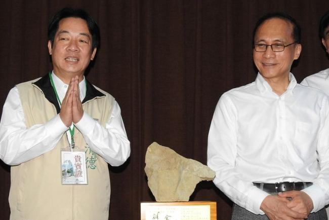 台湾行政院长林全请辞获准  赖清德接班